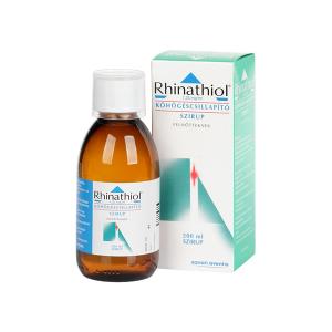 Rhinathiol 1,33mg/ml köhögéscsillapító szirup felnőtt 200ml