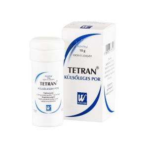 Tetran külsőleges por 10g