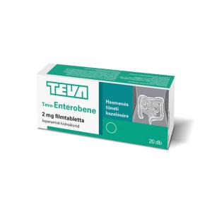 Teva-Enterobene 2mg Filmtabl. 20X