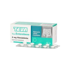 Teva-Enterobene 2mg filmtabletta 50x