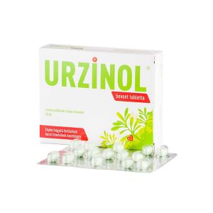 Urzinol bevont tabletta 30x
