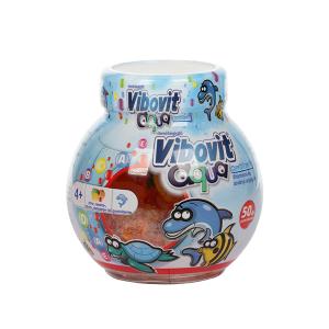 Vibovit Aqua Gumivitamin Tabl. 50X