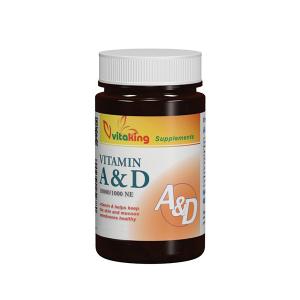 Vitaking A&D vitamin kapszula 60x
