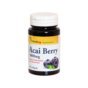 Vitaking Acai Berry kapszula 60x