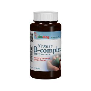 Vitaking B-Komplex stressz rágótabletta 60x