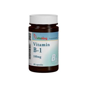 Vitaking B1-vitamin 100mg kapszula 60x
