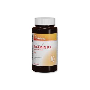 Vitaking K2-vitamin 90mcg kapszula 90x