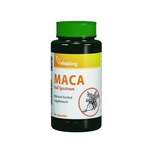 Vitaking Maca 500mg kapszula 90x