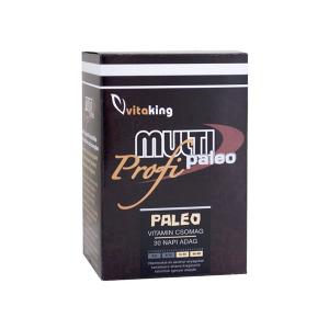 Vitaking Multi Paleo Profi vitamincsomag 30x
