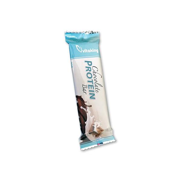 Vitaking Protein szelet (csokoládé) 45g