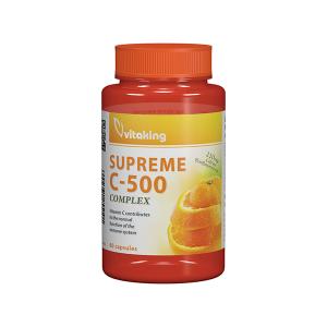 Vitaking Supreme C-500 Complex kapszula 60x
