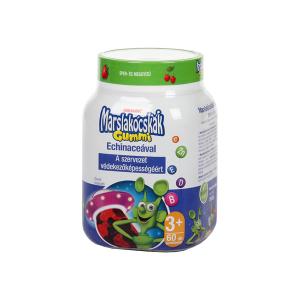 Walmark Marslakócskák Gummi Echinacea 20 mg gumitabletta 60x