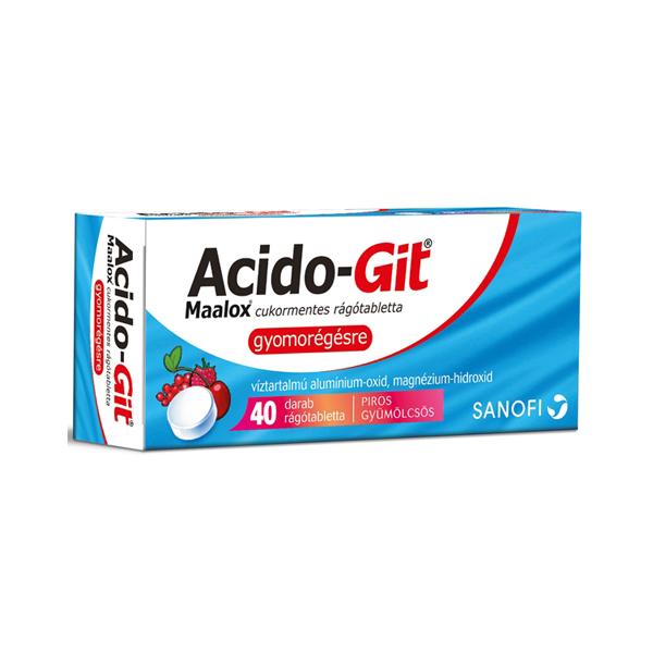 acido-git cukormentes