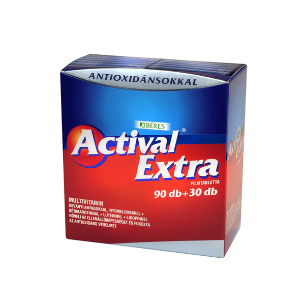 actival extra 120
