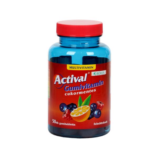 actival gumivitamin felnőtt