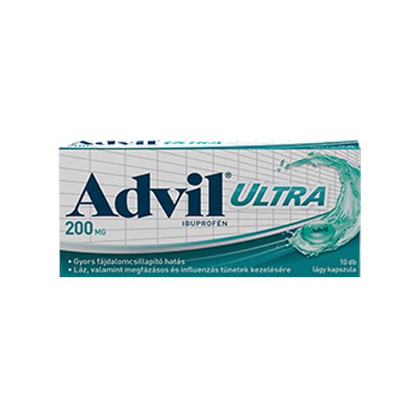 advil ultra 10x
