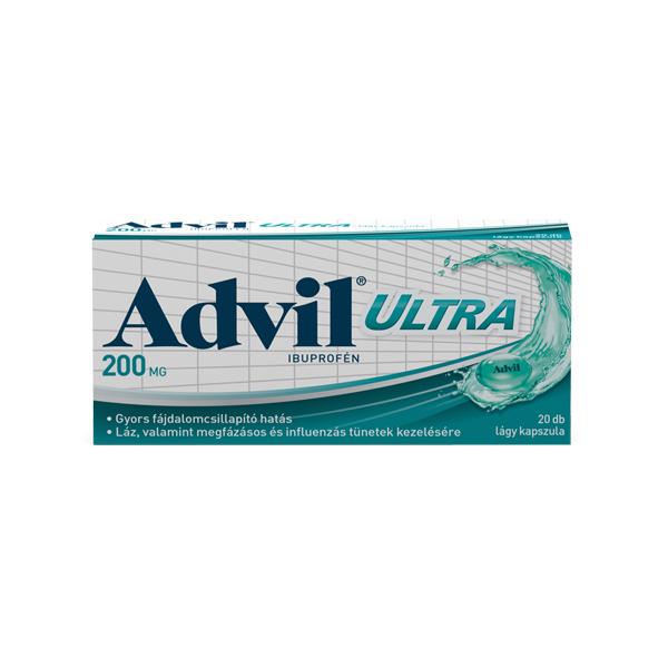 advil ultra 20