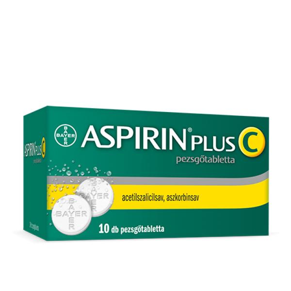 aspirin plus c 10