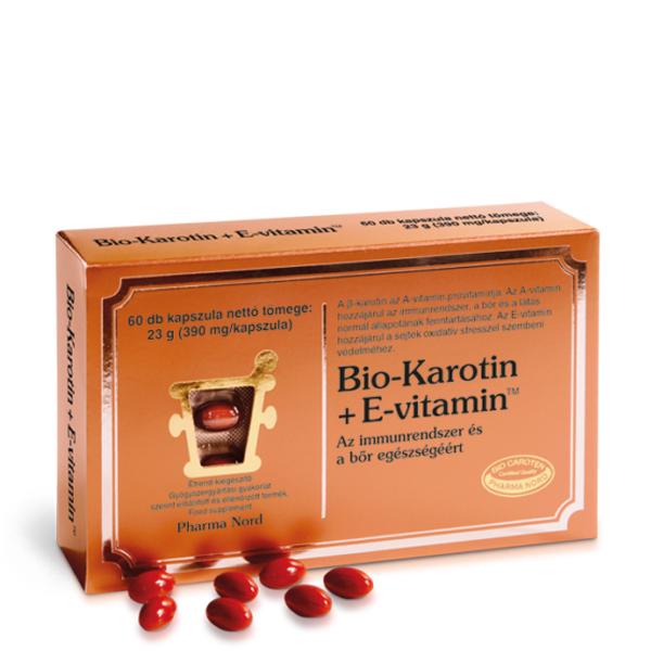 bio-karotin e vitamin