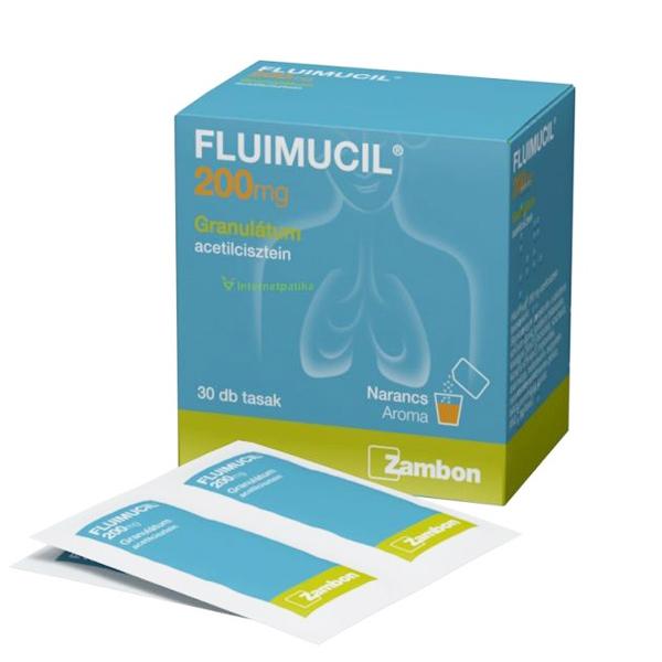 fluimucil 200