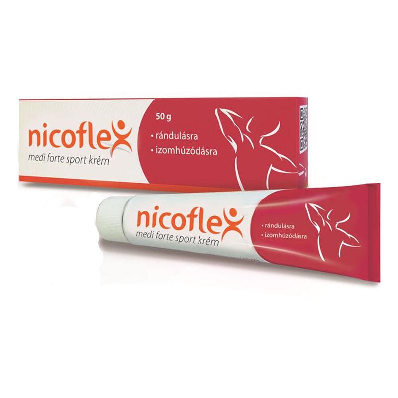 nikoflex kenőcs ízületek)