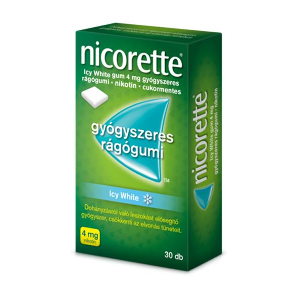 nicorett icy white 4ng