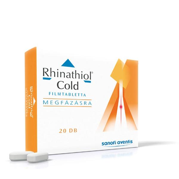 rhinathiol cold