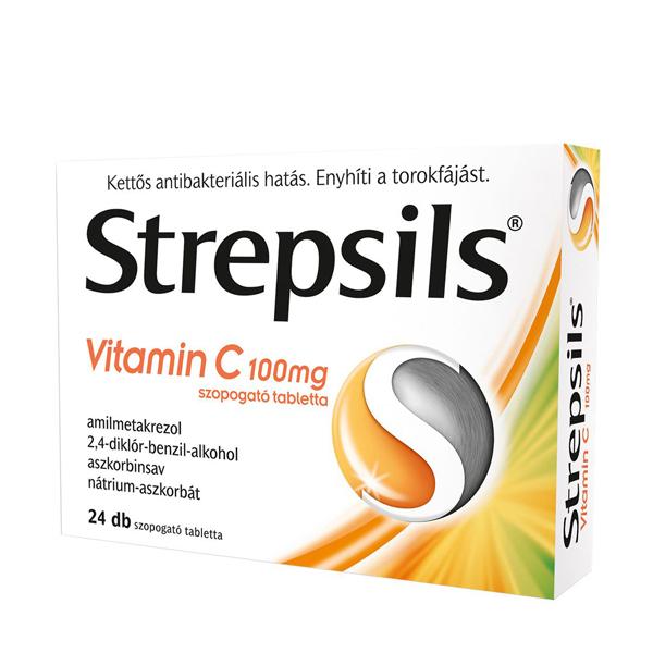 strepsils vitamin c